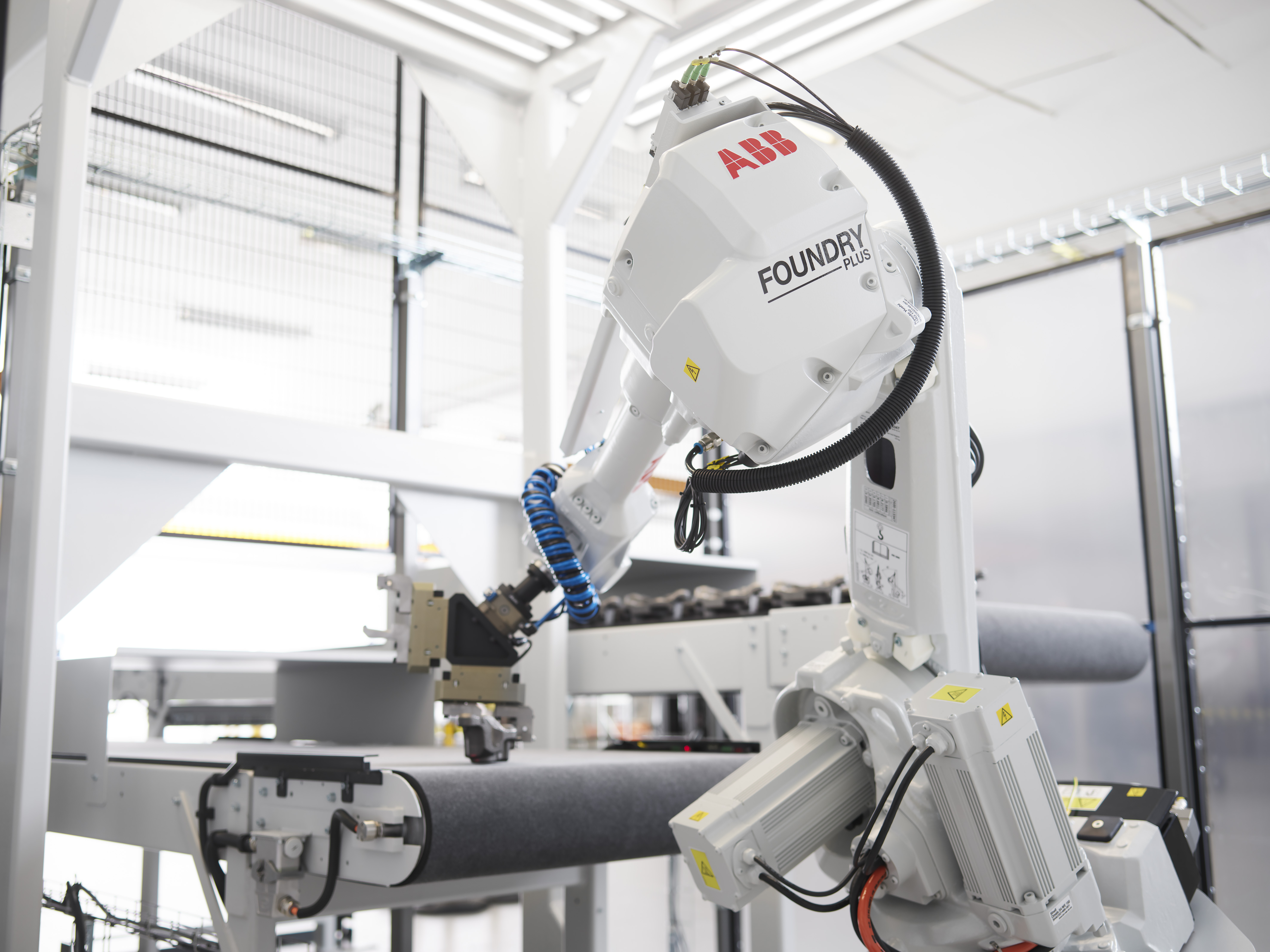 ABB IN ZLÍN ROBOTICS